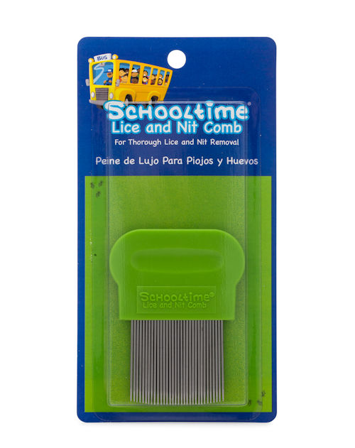 Metal Lice and Nit Removal Comb