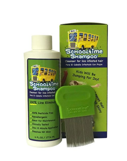 Schooltime® Lice Elimination Kit